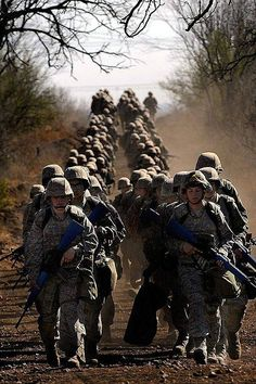 A detailed description of what you can expect in Air Force Basic Military Training (AFBMT), with advice on things you can do in advance to prepare. Military First, Military Women, Military Army, Military Life, Boot Camp Military, Army Life, Military Aircraft, Military Workout, Military Training