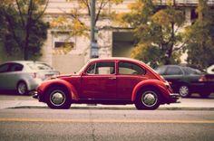 Love vintage cars...