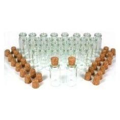 Mini favor bottles
