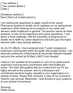 Associate Consultant Cover Letter. Best 20 Cover Letter Sample ...