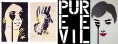 Pure Evil descends on The Quin - http://art-nerd.com/newyork/pure-evil-descends-on-the-quin/