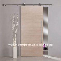 Hardware de correr portas de celeiro, deslizando portas de madeira-Portas-ID do produto:505071141-portuguese.alibaba.com