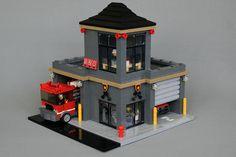 Fire Station | by soccersnyderi