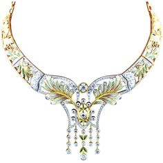 Estate Masriera Art Nouveau ❤ liked on Polyvore featuring jewelry, necklaces, accessories, masriera, art nouveau necklace, masriera jewelry, art nouveau jewelry and art nouveau jewellery