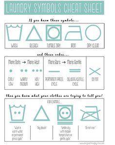 Garment Symbols