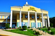 The Dixie Stampede in Branson, Missouri #Branson #Missouri