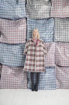 Wallpaper* Magazine Design Awards 2014: Céline wins best women's fashion collection (A/W 2013). Photography: Hart+Lëshkina