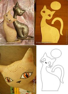 Free Pattern: Cat Toy
