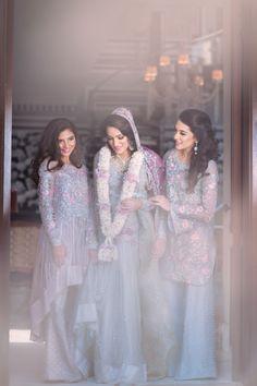 """High Fashion Pakistan — Farah Talib Aziz, """"My Best Friend's Wedding"""" , F/W. Pakistani Formal Dresses, Pakistani Wedding Outfits, Pakistani Bridal, Indian Bridal, Pakistani Couture, Wedding Lehnga, Patiala, Churidar, Anarkali"""