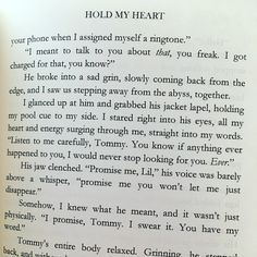 Hold My Heart, Hold Me, Got Him, Talking To You, Sad