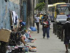 Onde a miséria mais cresceu no Brasil no último ano