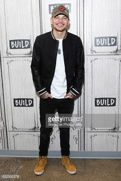 kane brown | Muscian Kane Brown attends Build Series at Build Studio on January 23 ...