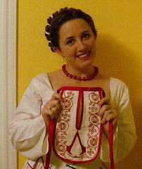 Much awesome garb here! (repinned from somebody's SCA board)