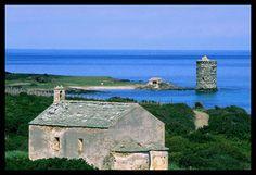 Cap Corse - Cap Corse, Corse chapelle SANTA MARIA