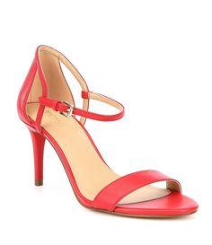 Purella Suede Ankle Strap Sandals eReVrXxlJR