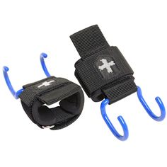 Harbinger Lifting Hooks now available at Unique Fitness Concepts The heaviest lifts require the strongest of training tools, like Harbinger's new Lifting Hooks. With no drop grip, these extra-wide heavy duty hooks will hold the weight when your hand grip fails.  Our premium hook coating increases grab on the bar, while the neoprene cuff cushions wrist.