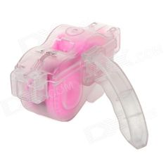 Coolchange PVC Bicycle Chain Cleaner - Translucent   Pink Price: $10.70