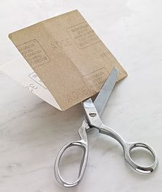 craft tips: sharpening scissors, cleaning a paintbrush, glue gun tricks, etc.