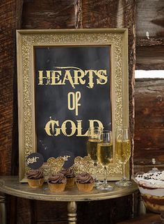 Hearts of Gold Party