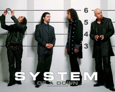 """""""Hypnotize"""" is the lead single for 'System of a Down's album of the same name, which was released on November 22, 2005. It reached number one on Billboard's Hot Modern Rock Tracks chart and is the band's biggest international hit."""
