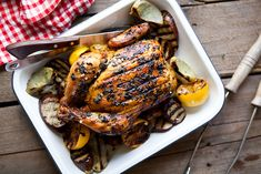 Grill-roasted Chicken #food