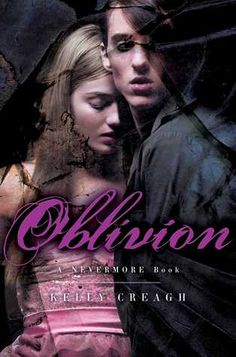 3. OBLIVION by Kelly Kreagh | The 15 Most Anticipated YA Books To Read In July | Blog | Epic Reads