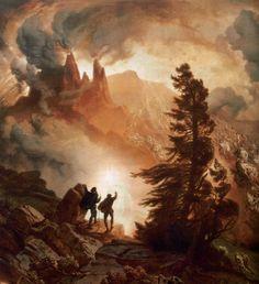 "walpurgishalle: "" Albert Zimmermann ""Walpurgisnacht"", 1866 """