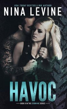 Havoc by Nina Levine Lily broke her own rule of reading a series in order so you can be sure it's totally worth it. Entertaining, has a bit of suspense and lots of hot loving.
