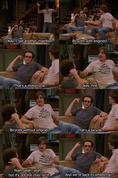 This is so funny i love that 70 show