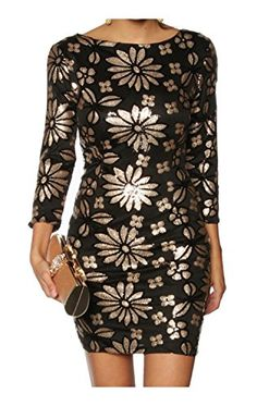 Pailletten-Kleid von luxury & good Dessous M
