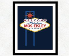 Welcome To Mos Eisley