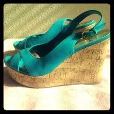 "Selling this ""Mossimo wedges"" in my Poshmark closet! My username is: whitz98. #shopmycloset #poshmark #fashion #shopping #style #forsale #Shoes"