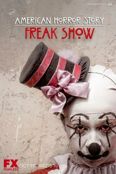 AHS Freakshow (Season 4) | Fan Made Poster