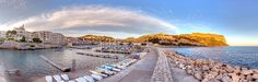 Pano Cassis port & Canaille