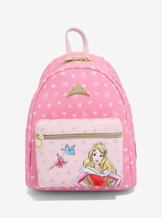 Sleeping Beauty Name Bag Disney Name Bag Personalized Disney Bag Disney Vacation Bag Disney Princess Backpack --Disney bag