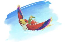 Skyward Sword Fanart on Behance