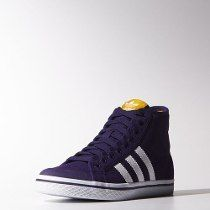 Botitas De Mujer Adidas Originals Honey Stripes Mid