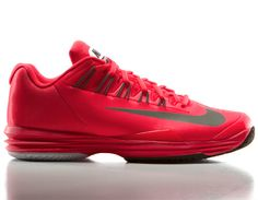 #Nadal's new shoe of choice, see what the TW Playtest Team thought about the Nike Men's Lunar Ballistec tennis shoe!