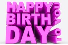 Happy Birthday to You Happy Birthday Video, Happy Birthday Wishes Quotes, Best Birthday Wishes, Birthday Songs, Very Happy Birthday, Birthday Greetings, You And Me Song, Birthday Quotes For Daughter, Love You Gif