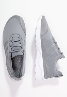 pretty nice 67f11 88763 ZX FLUX VERVE - Sneakers basse - grey core white - Zalando.it. Adidas  Originals ...
