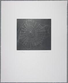 Vija Celmins 'Untitled (Web 1)', 2001 © Vija Celmins