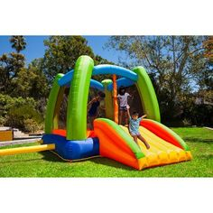#walmart Sportspower My First Jump 'n Play - $189 (save 17%) #toys #outdoor #play