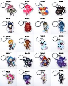 My friend's League of Legend Keychains! (Vi is my personal fave) http://squeakyalya.storenvy.com/collections/1388456-league-of-legends/products/17684795-league-of-legends-acrylic-charms #games #LeagueOfLegends #esports #lol #riot #Worlds #gaming