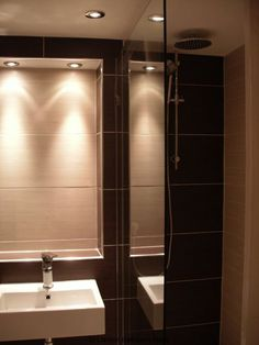 Two bathrooms, three weeks, labor only. Tile: porcelain (fully vitrified) cm and cm First bathroom with walk-in shower, the other with bath. Bathroom Fitters, Bathroom Installation, Bathtub, Mirror, Bathrooms, London, Furniture, Design, Home Decor