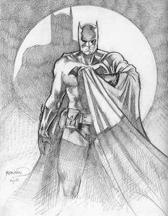 Batman by Paul Renaud