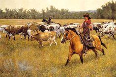 cowboys art prints - Bing Images