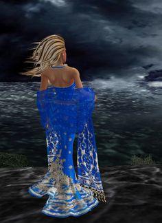 """Deep Blue Sea"" Captured Inside IMVU - Join the Fun!"