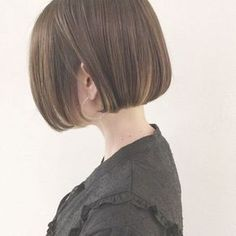 32 Layered Bob Hairstyles : Add These Hot Layers to Your Haircut Now - Style My Hairs Bob Haircut For Fine Hair, Haircuts Straight Hair, Layered Bob Hairstyles, Hairstyles Haircuts, Weave Hairstyles, Shot Hair Styles, Long Hair Styles, Hair Arrange, Girl Short Hair