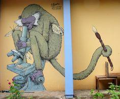 Liqen - Street Art