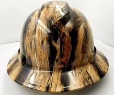 Top Notch Designs, Best Workmanship in badass hard hats. Many Hydrographic Hard Hats available in different themes. Find one that suits your style. Hard Hats, Man Stuff, Riding Helmets, Knots, Pine, Camo, Your Style, Safety, Canada